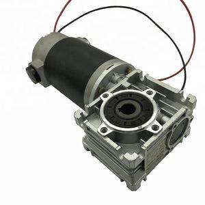 DC motory a PMR/NMRV prevodovky