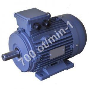 Elektromotory MS 700ot/min-1 0,09-250kW