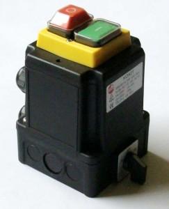 Vypínač elektromotora